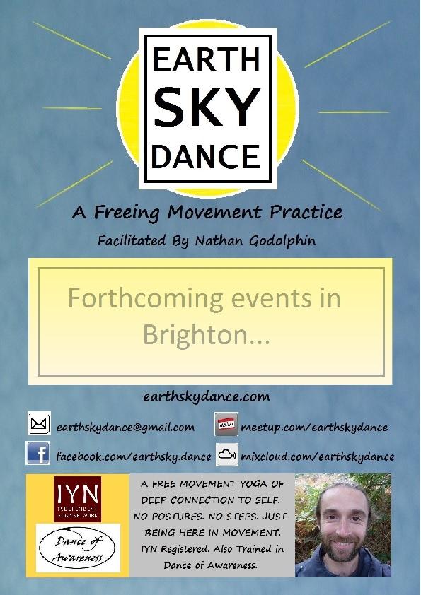 EARTH SKY DANCE forthcoming (NEW)